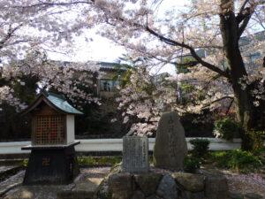 山科歴史街道 (京都洛東迎賓館近隣)